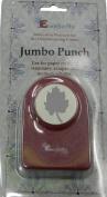 Emagination Craft Punch - Jumbo - Hawthorn Leaf