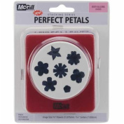 Mcgill Perfect Petals Stacking Lever Punch, Baby Blooms, Multi Size 0.8cm , 1.6cm