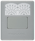 Fiskars 105700-1001 AdvantEdge Interchangeable Border Punch, Antique Lace AdvantEdge