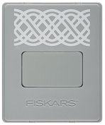 Fiskars 105710-1001 AdvantEdge Interchangeable Border Punch, Celtic Knot