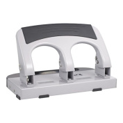 OfficeMax 3 Hole Heavy Duty Drawer Punch with soft pad handle