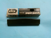 Clix No 7 Paper Punch 7 Hole For 22cm x 28cm Made in USA