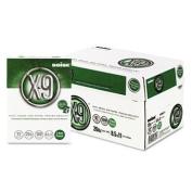 Boise - X-9 Copy 3-Hole Punched Paper, 92 Brightness, 20lb, Ltr, White, 5000/Carton