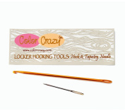 Colour Crazy Locker Hooking Toolset