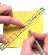 Omnigrid 4-6-30cm Marking Ruler Trio