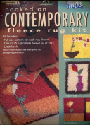 Hooked on Rugs Contemporary Fleece Rug Kit