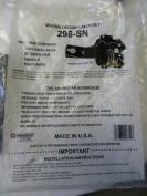 Maxima Deluxe Latch Set 296-SN