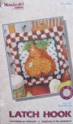 WonderArt Latch Hook Kit: Pear
