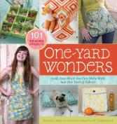Storey Publishing One Yard Wonders STO-24493