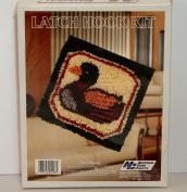 Latch Hook Design Exclusive P445 Decoy