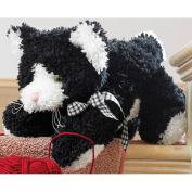MCG Textiles Huggables Animal Pretty Kitty Latch Hook Kit