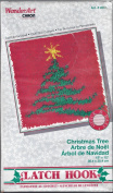 Latch Hook Kit - Christmas Tree