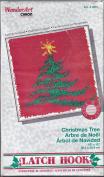 Latch Hook Kit - Christmas Tree