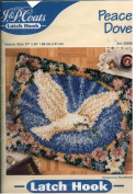 Peace Dove Latch Hook Kit