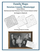 Family Maps of Newton County, Mississippi