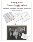 Family Maps of Putnam County, Indiana