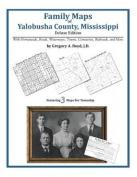 Family Maps of Yalobusha County, Mississippi