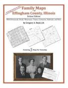 Family Maps of Effingham County, Illinois