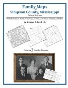 Family Maps of Simpson County, Mississippi