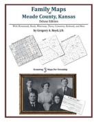 Family Maps of Meade County, Kansas