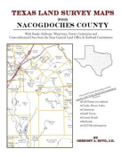 Texas Land Survey Maps for Nacogdoches County