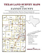 Texas Land Survey Maps for Fannin County