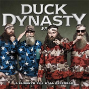 Duck Dynasty Wall Calendar