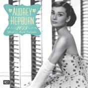 Audrey Hepburn (Faces) 2015 Wall