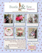 Bustle & Sew Magazine March 2014  : Issue 38