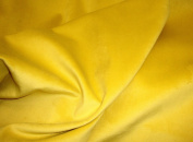 Canary Upholstery Micro Plush Velvet Upholstery and Drapery Fabric