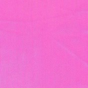 36 Nylon-Spandex Power Mesh Neon Pink