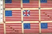 America the Beautiful By Robert Kaufman - 100% Cotton, 110cm Wide By the Yard
