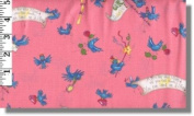 When Pigs Fly By Avlyn - 100% Cotton, 110cm Wide
