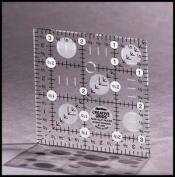 Creative Grids 8.9cm SQUARE CGR3