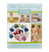 Babyville Boutique Book Cloth Nappies Made Easy
