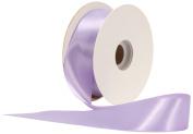 Offray Single Face Satin Craft 3.8cm by 50-Yard Ribbon Spool, Purple Haze