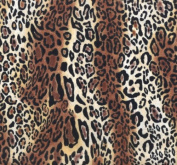Animal Skins By Springs- 100% Cotton, 110cm Wide By the Yard