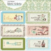 Webster's Pages Everyday Poetry Fabric Tickets