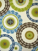 Swavelle/Mill Creek Indoor/Outdoor Wolfram Cabana Fabric