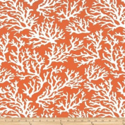 Swavelle/Mill Creek Indoor/Outdoor Faylinn Mandarin Fabric