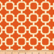 Swavelle/Mill Creek Indoor/Outdoor Hockley Mandarin Fabric