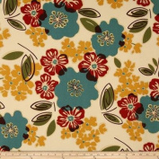 Magnolia Home Fashions Sidney Tropic Fabric