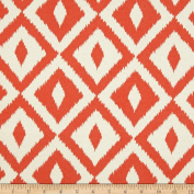 Terrasol Indoor/Outdoor Aztec Coral Fabric