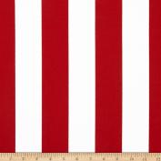Premier Prints Indoor/Outdoor Stripe Rojo Fabric