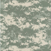 Army Digital Camouflage Nylon/Cotton Twill Fabric Print by the Yard