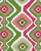 140cm Ikat Mesa Geranium Indoor/Outdoor Fabric