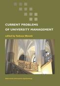 Current Problems of University Management