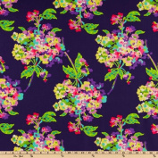 Amy Butler Love Water Bouquet Midnight Fabric