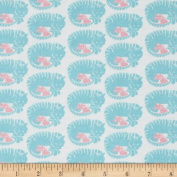 Imaginarium Tigers Turquoise Fabric