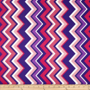 Michael Miller Chevy Chevron Princess Fabric